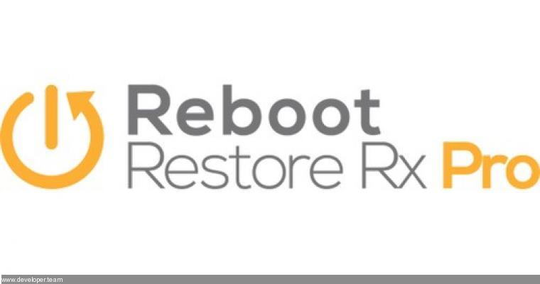 Reboot Restore Rx Pro 11.3 Build 2706604790 Multilingual