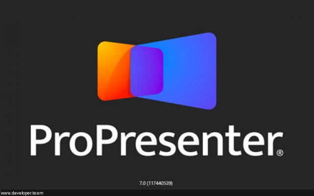 ProPresenter 7.5 (117768465) (x64)