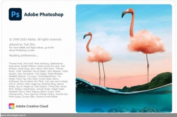 Adobe Photoshop 2021 v22.4.0.195 (x64) Multilingual