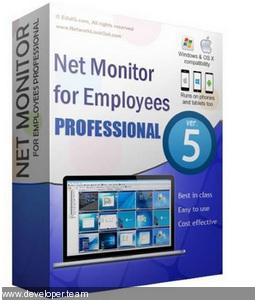Net Monitor For Employees Pro 5.7.11