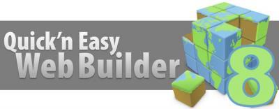 Quick 'n Easy Web Builder 8.2.0 (x86/x64)