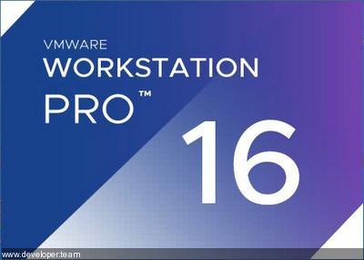 VMware Workstation Pro 16.1.2 Build 17966106 (x64)