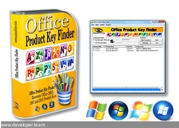 Nsasoft Office Product Key Finder 1.5.6.0