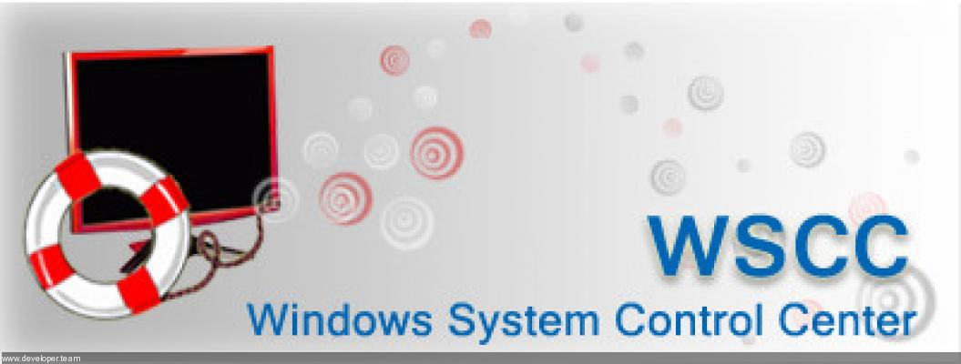 WSCC - Windows System Control Center 4.0.7.2 Commercial