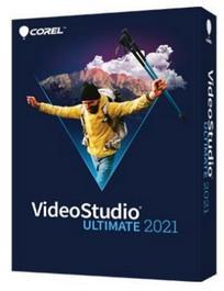 Corel VideoStudio Ultimate 2021 v24.1.0.299 (x64) Multilingual