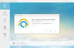 Apowersoft Streaming Audio Recorder 4.3.5.9 (2021) РС