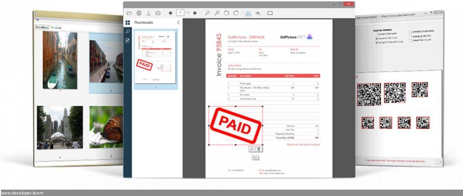 GdPicture.NET Imaging SDK v14.1.115 Ultimate