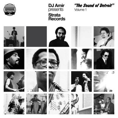 Various Artists - DJ Amir Presents 'Strata Records-The Sound of Detroit' Volume 1 (2021)