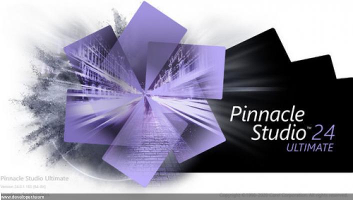 Pinnacle Studio Ultimate 24.1.0.260 (x64) Multilingual