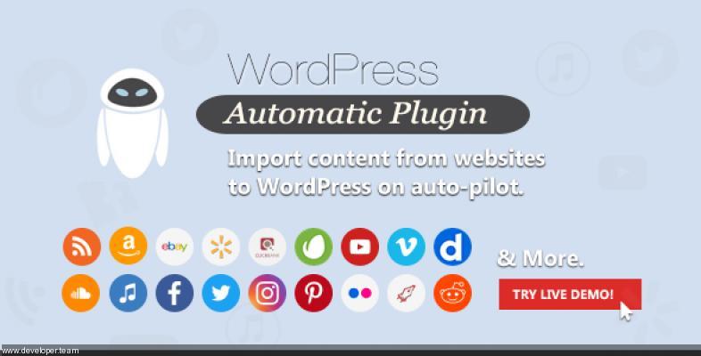 Wordpress Automatic Plugin v3.51.4
