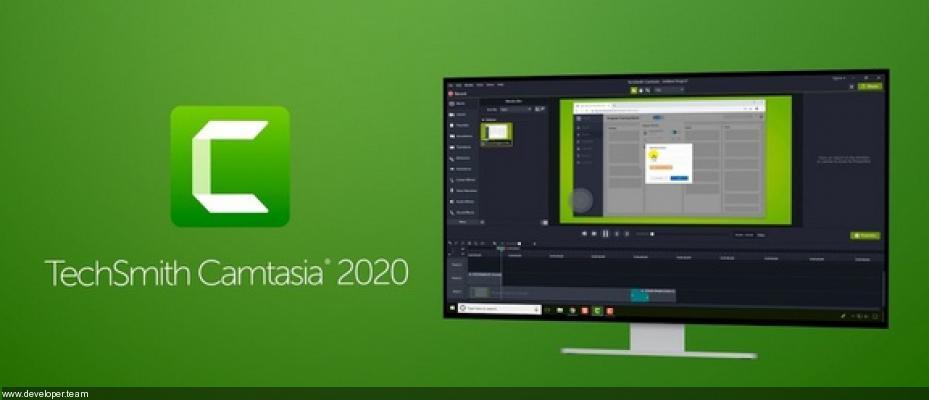 TechSmith Camtasia 2021.0.2 Build 31209 (x64)