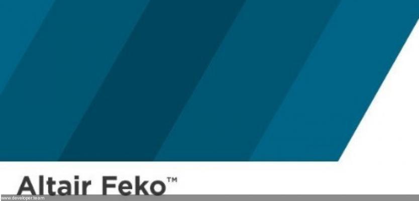 Altair HW FEKO 2021.1.0 (x64)