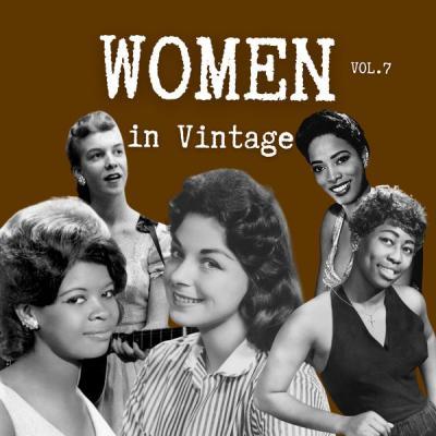 Various Artists - WOMEN in Vintage Vol.7 (2021)