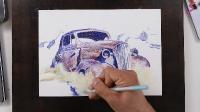 Рисунок цветными карандашами: ПРОдолжение (2021) CAMRip