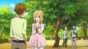 Твоя апрельская ложь / Shigatsu wa Kimi no Uso [S01] (2014) BDRip-HEVC 1080p
