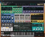 Sonic Academy & Slate Digital - ANA 2 Ultra Bundle 2.0.98 VSTi, VSTi3, AAX x64 [06.2021] - синтезатор