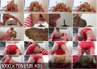Xmas Cock Messy Punishment - Xmas Red Panties Gift - thefartbabes | 2020 | FullHD | 2.12 GB