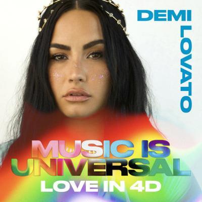 Demi Lovato - Love In 4D (2021)