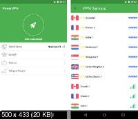 Power VPN Pro 1.6 (Android)