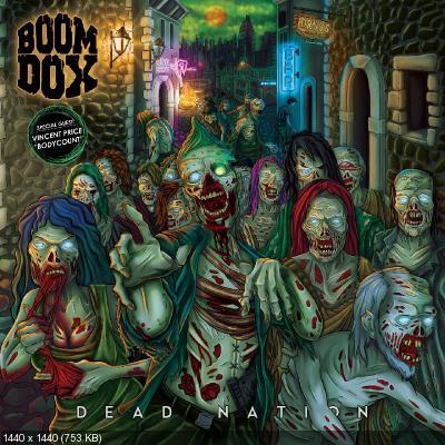 Boom Dox - Dead Nation (2021)