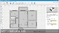Дизайн Интерьера 3D 5.21 Portable by conservator